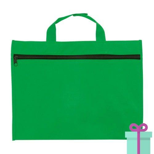 Documententas goedkoop groen bedrukken