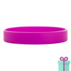 Full color kaarthouder creditcardformaat strap roze bedrukken