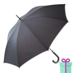 Paraplu designer Antonio zwart bedrukken
