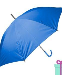 Paraplu goedkoop color blauw bedrukken