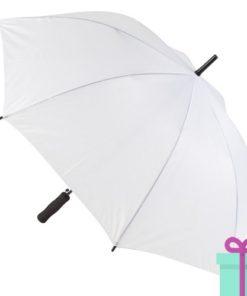 Paraplu goedkoop typhoon wit bedrukken