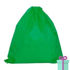 Rugzak trektouw color budget groen bedrukken