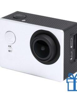 Action camera 2 inch 4K wit bedrukken