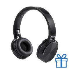 Bluetooth hoofdtelefoon accu belfunctie  zwart bedrukken