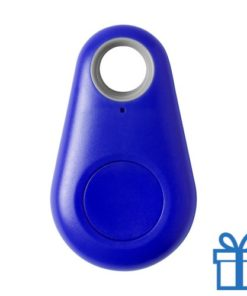 Bluetooth key finder blauw bedrukken