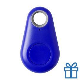 Bluetooth key finder blauw bedrukken