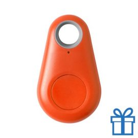 Bluetooth key finder oranje bedrukken