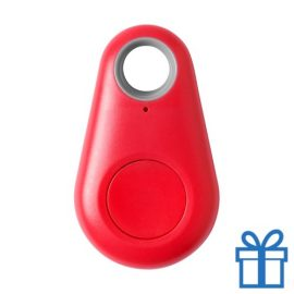 Bluetooth key finder rood bedrukken