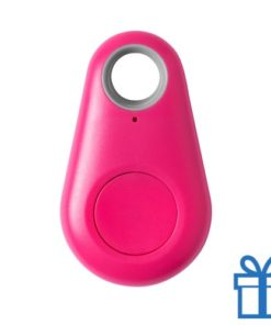 Bluetooth key finder roze bedrukken