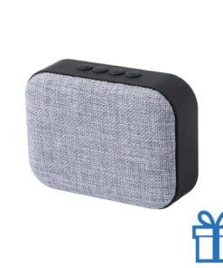 Bluetooth luidspreker FM radio bedrukken