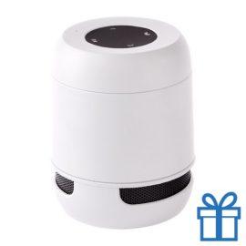Bluetooth luidspreker handsfree belfunctie wit bedrukken