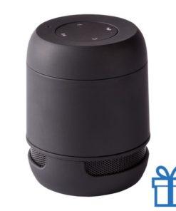 Bluetooth luidspreker handsfree belfunctie zwart bedrukken