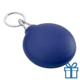 Brillendoekje plastic hoesje blauw bedrukken