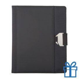 Documentmap A4 iPad notitieblok bedrukken