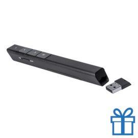 Laser pointer LED zwart bedrukken