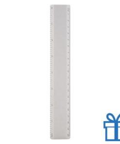 Liniaal 30cm aluminium bedrukken