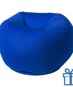 Mobiele telefoonhouder polyester blauw bedrukken