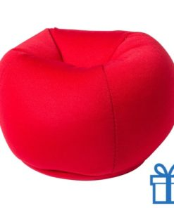 Mobiele telefoonhouder polyester rood bedrukken