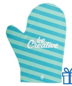 Scherm cleaner handschoen bedrukken