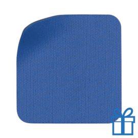 Scherm cleaner zelfklevend microvezel blauw bedrukken