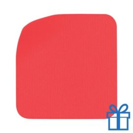 Scherm cleaner zelfklevend microvezel oranje bedrukken