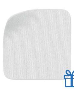 Scherm cleaner zelfklevend microvezel wit bedrukken