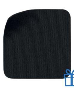 Scherm cleaner zelfklevend microvezel zwart bedrukken