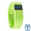 Smart watch 0,61 inch groen bedrukken