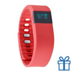 Smart watch 0,61 inch rood bedrukken