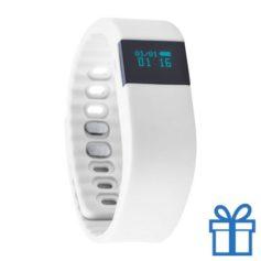 Smart watch 0,61 inch wit bedrukken