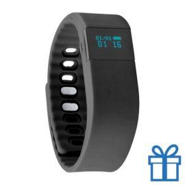 Smart watch 0,61 inch zwart bedrukken