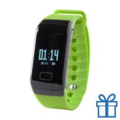 Smart watch 0,66 inch OLED lime bedrukken