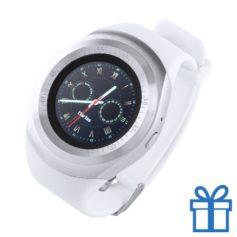 Smart watch 1,22 inch wit bedrukken