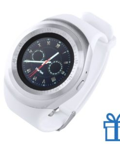 Smart watch 1,22 inch wit bedrukken