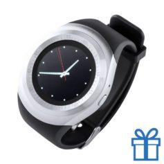 Smart watch 1,22 inch zwart