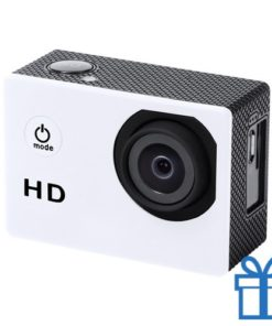 Sport camera 720p HD wit bedrukken