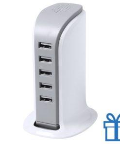 USB AC oplader  bedrukken