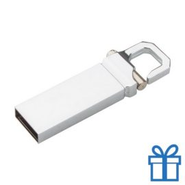 USB flash drive karabijnhaak 4GB bedrukken