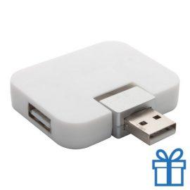 USB hub 4 poorten budget bedrukken