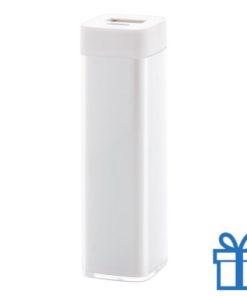 USB power bank 2200 mAh custom bedrukken