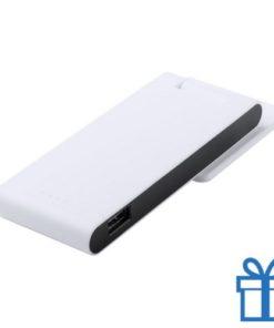 USB power bank zuignap 4000 mAh bedrukken