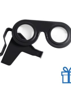Virtual reality bril goedkoop zwart bedrukken