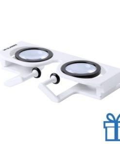 Virtual reality bril verstelbaar wit bedrukken