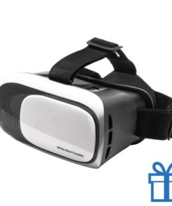 Virtual reality headset verstelbaar wit bedrukken