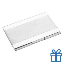 Visitekaarthouder design geschenkverpakking bedrukken