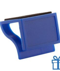 Webcam cover doming blauw bedrukken