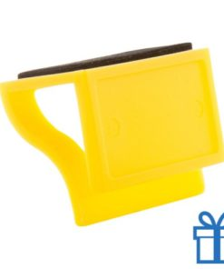 Webcam cover doming geel bedrukken