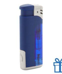 Aansteker led lampje blauw bedrukken