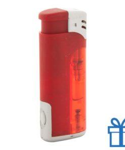 Aansteker led lampje rood bedrukken