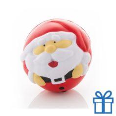 Anti stress bal kerstman bedrukken